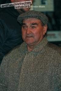 Erich Krames, der Direktkandidat der NPD RLP für den Wahlkreis Bitburg.