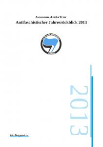 AAT_Rueckblick_2013 (Cover)